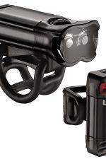 Lezyne KTV Drive Pro voor- en achterlicht (set)
