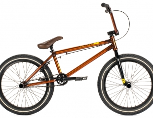 2015 United Martinez orange BMX