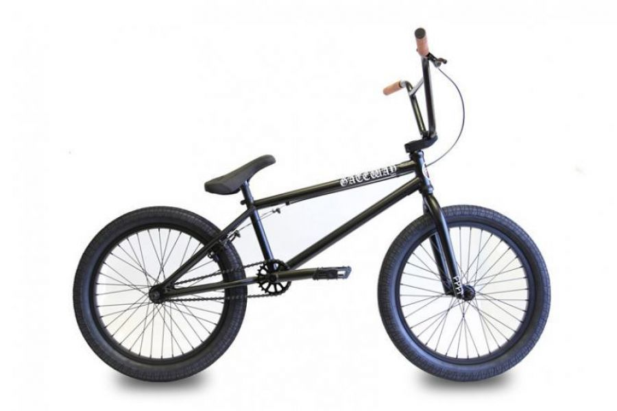 2015 Cult Gateway BMX  bike (4 versies)
